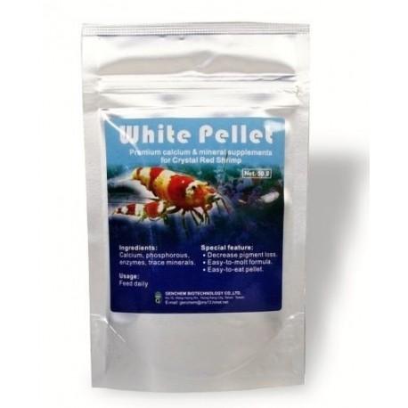 Genchem White Pellet - wylinka 10g