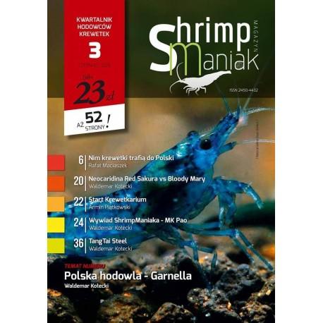 Shrimp Maniak kwartalnik nr 3