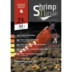 Shrimp Maniak kwartalnik nr 4