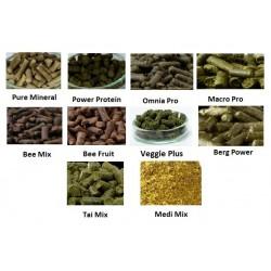 CSF zestaw próbek 10 pokarmów dla krewetek