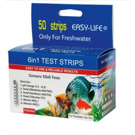 Easy Life test 6in1 6w1 50 pasków