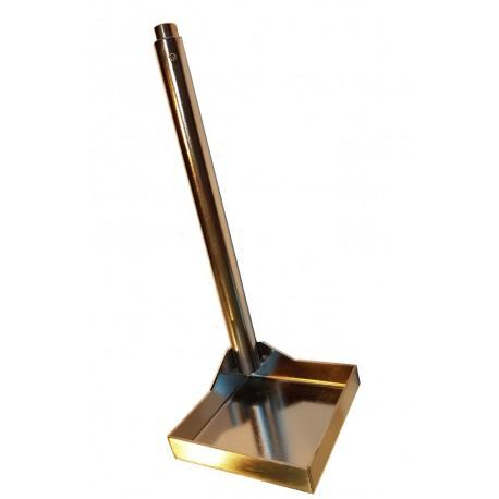 Karmnik 6cm dla krewetek z rurką akrylowy 22cm