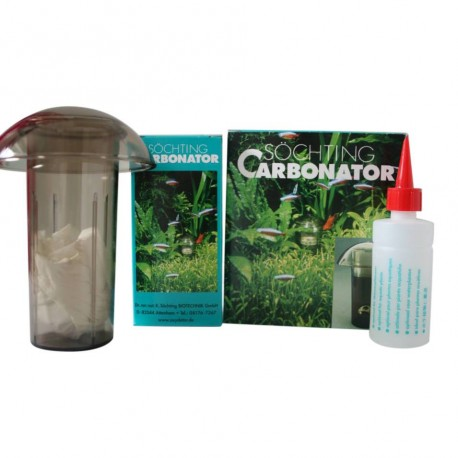 CARBONATOR do 250 litrów do uzupełniania CO2