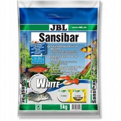 JBL Sansibar White biały drobny piasek 5kg